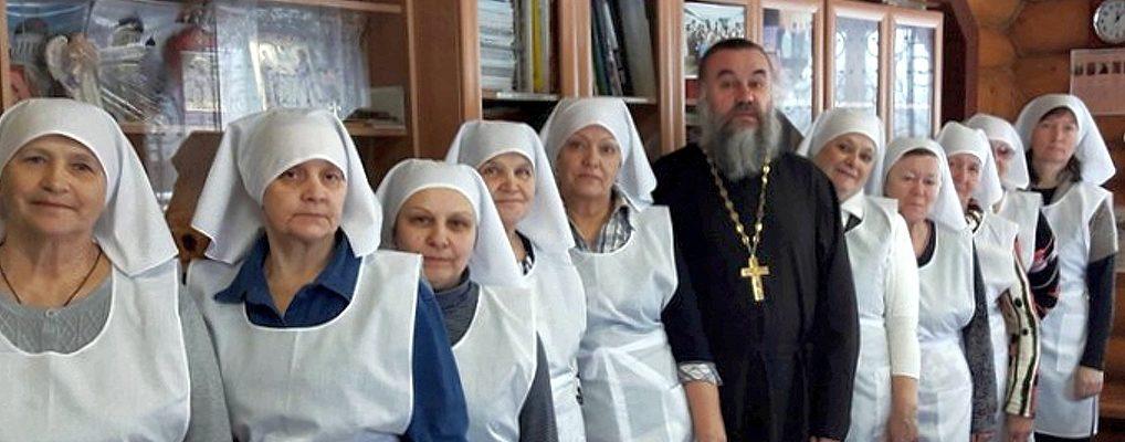 Сестринская служба милосердия в Чусовом