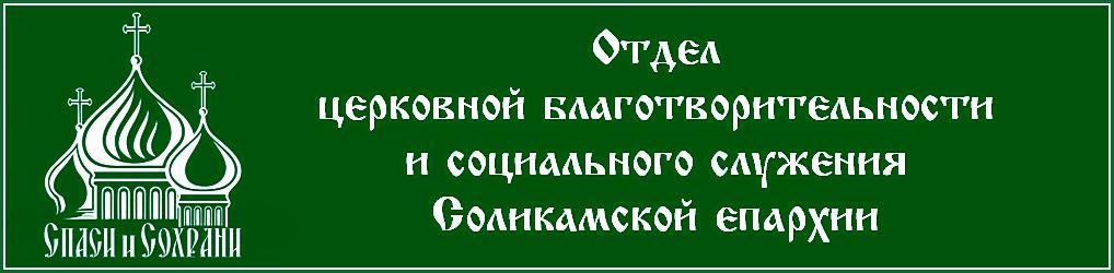 Социальное служение Соликамской епархии