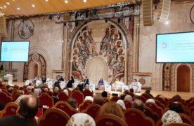 В Москве состоялся X съезд по социальному служению